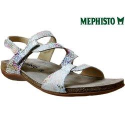 Mephisto ADELIE Ecru multicouleur sandale
