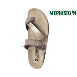 le pecq, Nalia, Beige cuir chez www.mephisto-chaussures.fr (67094)