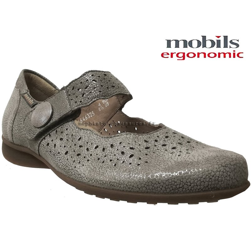 le pecq, FABIENNE, Taupe cuir chez www.mephisto-chaussures.fr (67105)