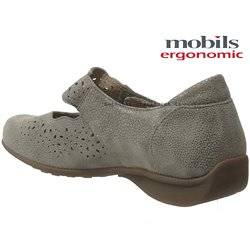le pecq, FABIENNE, Taupe cuir chez www.mephisto-chaussures.fr (67108)