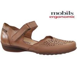 le pecq, Florina_perf, Marron clair cuir chez www.mephisto-chaussures.fr (67271)