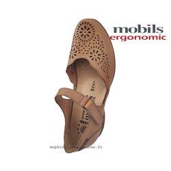 le pecq, Florina_perf, Marron clair cuir chez www.mephisto-chaussures.fr (67274)