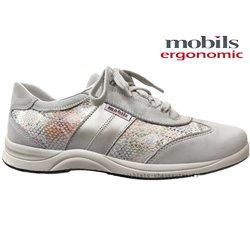 achat mephisto, Liria, Gris clair cuir chez www.mephisto-chaussures.fr (67276)