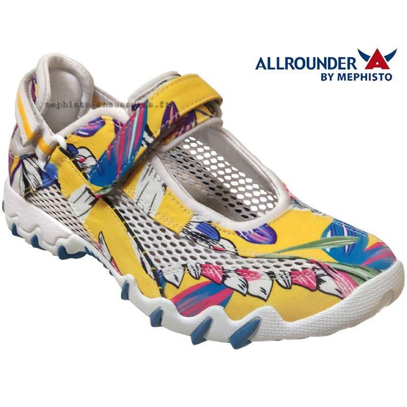 achat mephisto, NIRO_FILET, Jaune chez www.mephisto-chaussures.fr (67395)