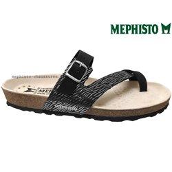 le pecq, Nalia, Noir/Argent chez www.mephisto-chaussures.fr (67401)