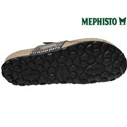le pecq, Nalia, Noir/Argent chez www.mephisto-chaussures.fr (67402)