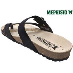 le pecq, Nalia, Noir/Argent chez www.mephisto-chaussures.fr (67403)