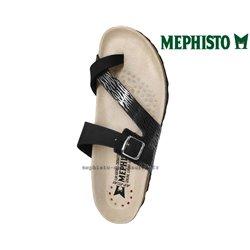 le pecq, Nalia, Noir/Argent chez www.mephisto-chaussures.fr (67404)