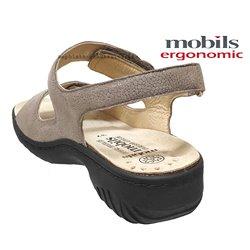 achat mephisto, Getha, Taupe métallisé cuir chez www.mephisto-chaussures.fr (67423)