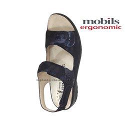 le pecq, Getha, Marine cuir chez www.mephisto-chaussures.fr (67429)