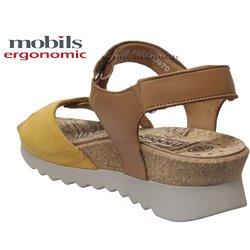 achat mephisto, Quirina, Jaune nubuck chez www.mephisto-chaussures.fr (67433)