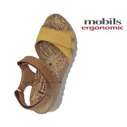 achat mephisto, Quirina, Jaune nubuck chez www.mephisto-chaussures.fr (67434)
