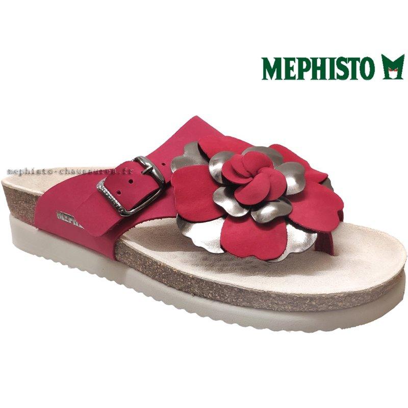 achat mephisto, Helen_flow, Rouge nubuck chez www.mephisto-chaussures.fr (67550)