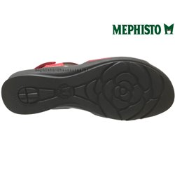 achat mephisto, Phiby_perf, Rouge nubuck chez www.mephisto-chaussures.fr (67822)