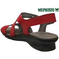 achat mephisto, Phiby_perf, Rouge nubuck chez www.mephisto-chaussures.fr (67823)