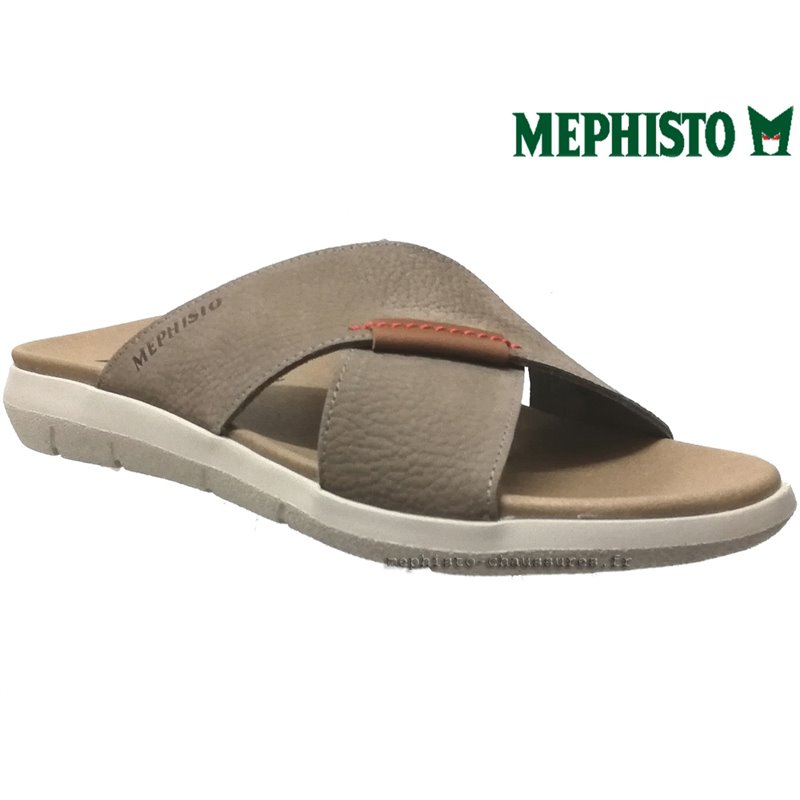 achat mephisto, Conrad, Taupe nubuck chez www.mephisto-chaussures.fr (67825)