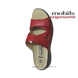 le pecq, Geva, Rouge cuir chez www.mephisto-chaussures.fr (67834)