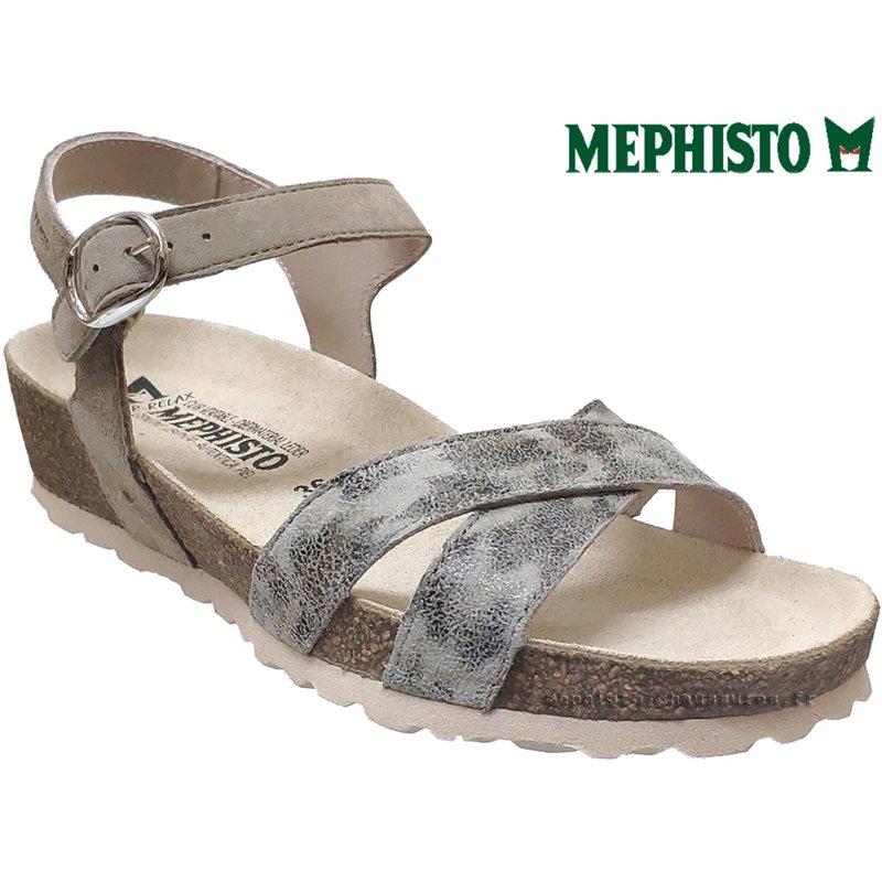 le pecq, Stela, gris cuir chez www.mephisto-chaussures.fr (68130)