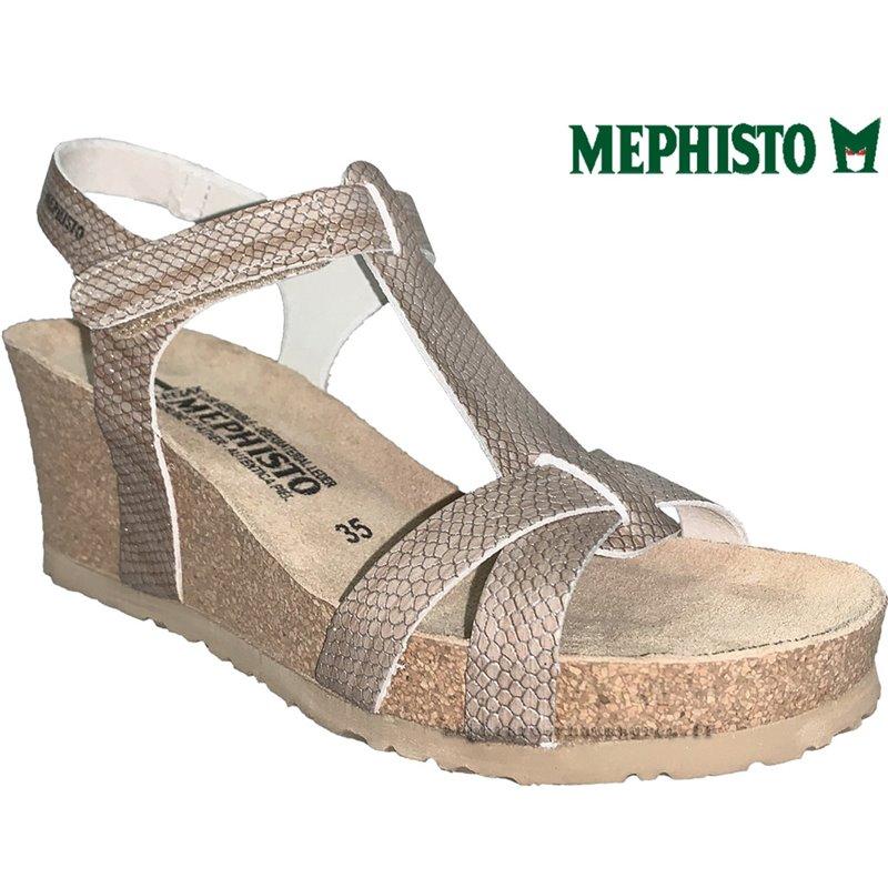 le pecq, Liviane, Beige cuir chez www.mephisto-chaussures.fr (68255)