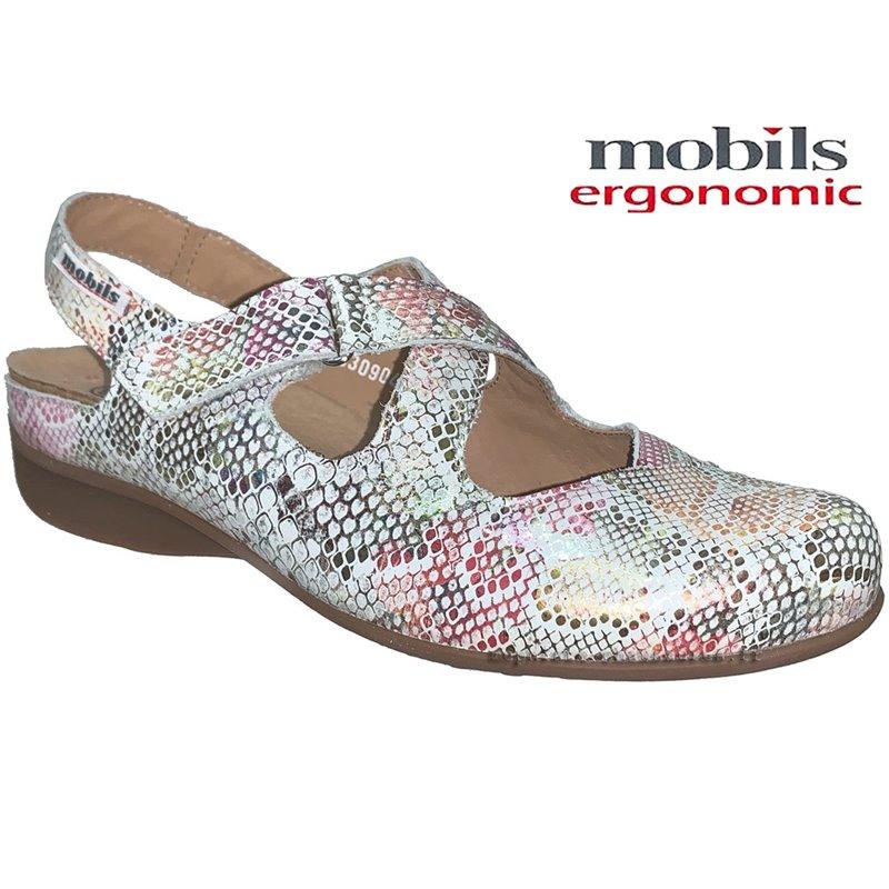 le pecq, Fiorine, Multicouleur cuir chez www.mephisto-chaussures.fr (68265)