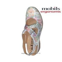 le pecq, Fiorine, Multicouleur cuir chez www.mephisto-chaussures.fr (68269)