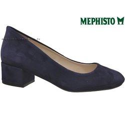 achat mephisto, Brity, Marine velours chez www.mephisto-chaussures.fr (68366)