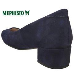 le pecq, Brity, Marine velours, 38FR - EUR5 chez www.mephisto-chaussures.fr (68368)