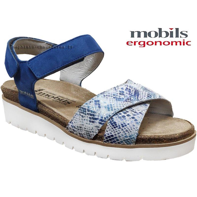 le pecq, Tamia, Bleu chez www.mephisto-chaussures.fr (68375)