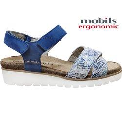 le pecq, Tamia, Bleu chez www.mephisto-chaussures.fr (68376)