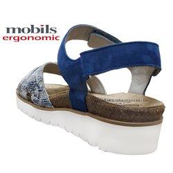le pecq, Tamia, Bleu chez www.mephisto-chaussures.fr (68378)