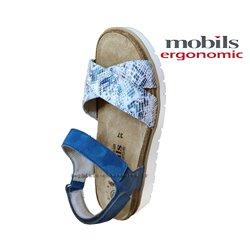 le pecq, Tamia, Bleu chez www.mephisto-chaussures.fr (68379)