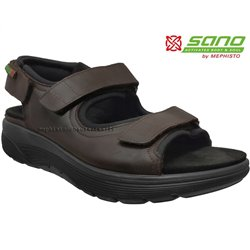 Sano Wilfried Marron nu-pied 68380
