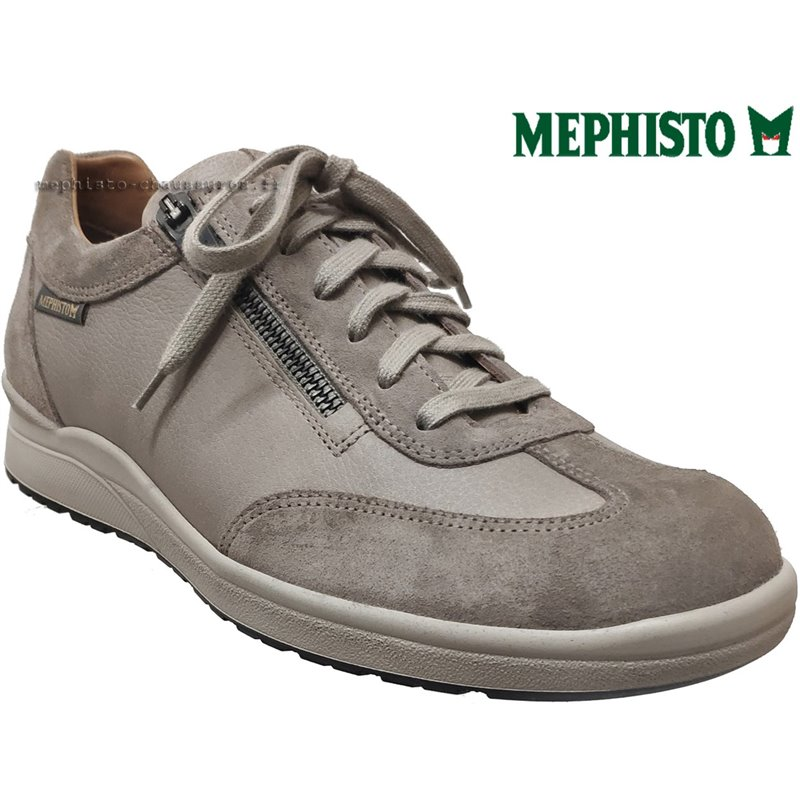 le pecq, Valio, Taupe cuir chez www.mephisto-chaussures.fr (68834)