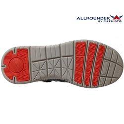 le pecq, Maroon, Gris foncé cuir, 40FR - EUR6.5 chez www.mephisto-chaussures.fr (69161)
