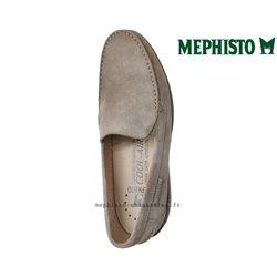 le pecq, Ianik, Taupe Velours chez www.mephisto-chaussures.fr (69298)