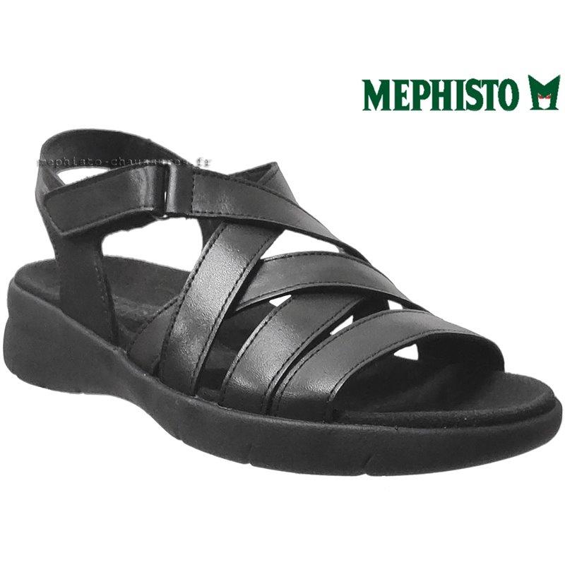 le pecq, Eliona, Noir cuir chez www.mephisto-chaussures.fr (69909)