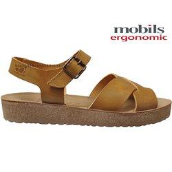 achat mephisto, Candie, Jaune cuir chez www.mephisto-chaussures.fr (69920)