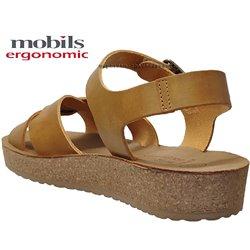 achat mephisto, Candie, Jaune cuir chez www.mephisto-chaussures.fr (69922)