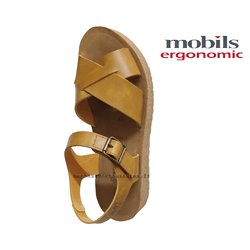 le pecq, Candie, Jaune cuir chez www.mephisto-chaussures.fr (69923)