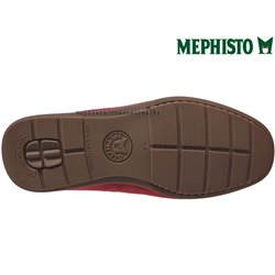 achat mephisto, ALGORAS, Rouge velours chez www.mephisto-chaussures.fr (70371)