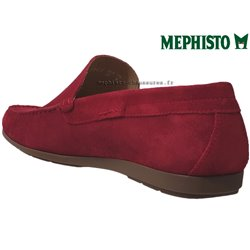 achat mephisto, ALGORAS, Rouge velours chez www.mephisto-chaussures.fr (70372)