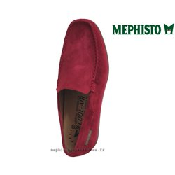 achat mephisto, ALGORAS, Rouge velours chez www.mephisto-chaussures.fr (70373)