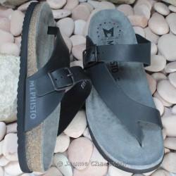 le pecq, NIELS, Noir cuir chez www.mephisto-chaussures.fr (7075)
