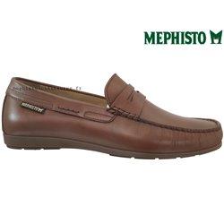 le pecq, ALYON, Marron moyen cuir, 40.7FR - EUR7 chez www.mephisto-chaussures.fr (70750)