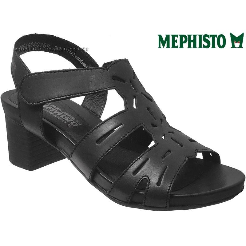 le pecq, Blanca, Noir cuir chez www.mephisto-chaussures.fr (70764)