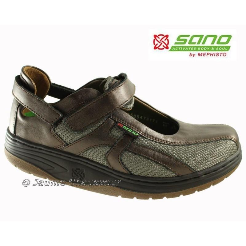 chaussures Femme SANO de Mephisto EXCESS Bronze cuir 710