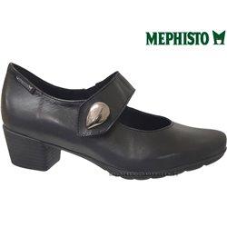 le pecq, Isora, Noir cuir, 39.3FR - EUR6 chez www.mephisto-chaussures.fr (71131)