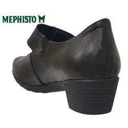 le pecq, Isora, Noir cuir, 39.3FR - EUR6 chez www.mephisto-chaussures.fr (71133)