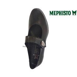 le pecq, Isora, Noir cuir, 39.3FR - EUR6 chez www.mephisto-chaussures.fr (71134)