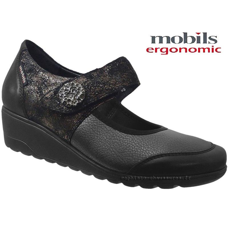 le pecq, Bathilda, Noir chez www.mephisto-chaussures.fr (71145)